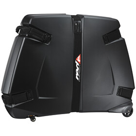 Red Cycling Products Bike Box II Bike Case black